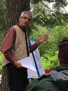 Jack Nesbit talking on John Leiberg