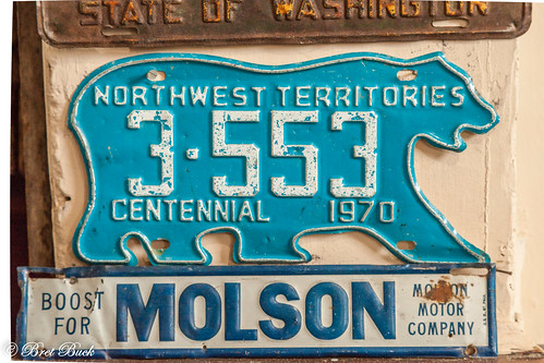 red molson washington ghosttown