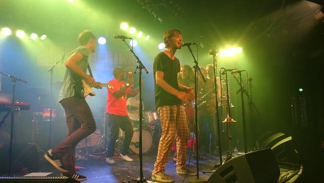 FEST AFRIKA 2018 Friday / Klubi