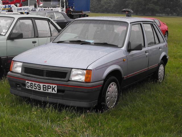 Vauxhall Nova - G659 BPK
