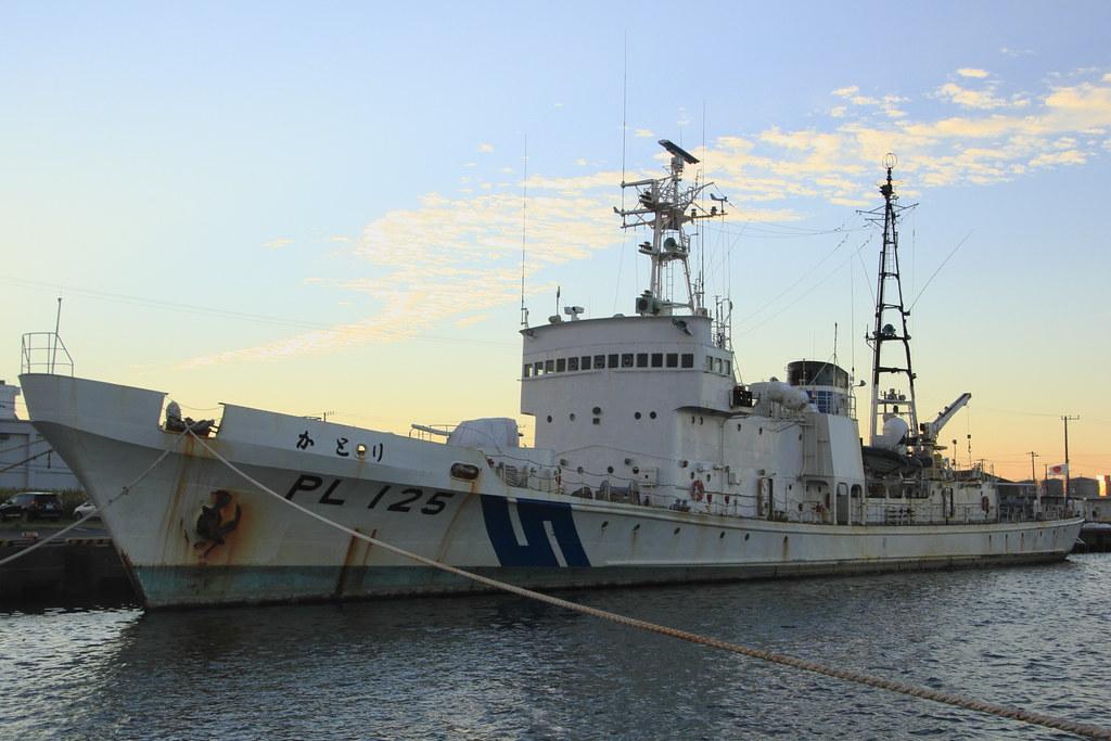 #patrolcraft | Explore patrolcraft on DeviantArt |Hida Jcg Class Patrol Vessel