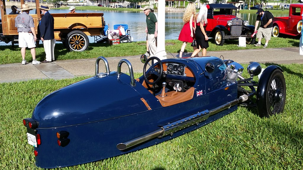 2012 Morgan Three Wheeler