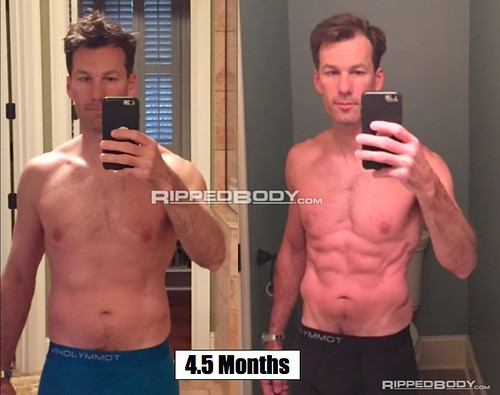 Doug A - Client Results Rippedbody.com | by RippedBodyjp