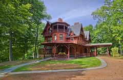 Hartford: Mark Twain House