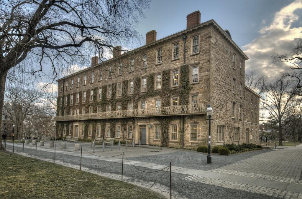 Princeton Campus #9 by LennyNJ