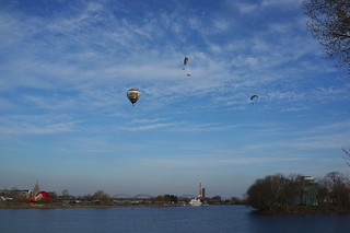 Riga, hot air balloons | by Janitors