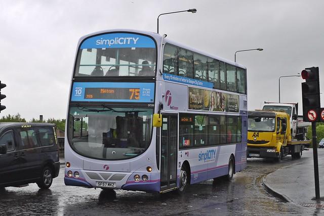 First Glasgow 37219 (SF57MKZ)