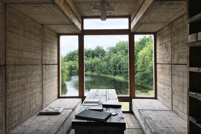 Warten auf den Fluss Emscherkunst2016