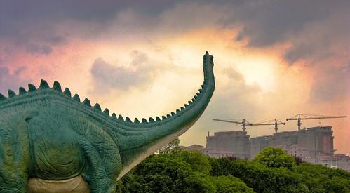 china park dinosaur kingdom theme amusementpark themepark jurassicpark chongzhou chinesethemepark koocasuka chongzhoudinosaurpark dinoconda