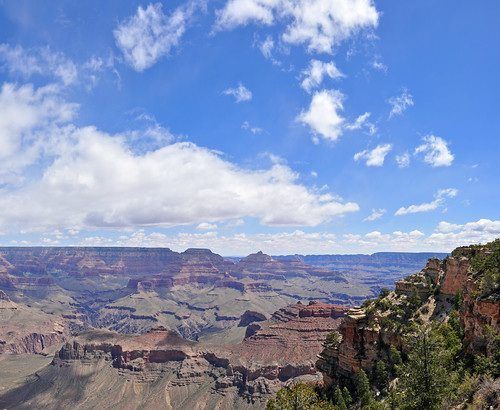 Grand Canyon National Park: Yaki Point - View to the East 0271 | by Grand Canyon NPS
