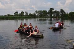 2012. július 27. 15:45 - Tiszavölgy kalandtúra - 3. hétvége: Eveztünk