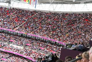 London 2012: Football | by RachelC