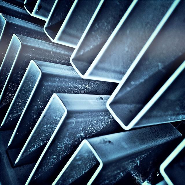 Abstract Radiator Art 1