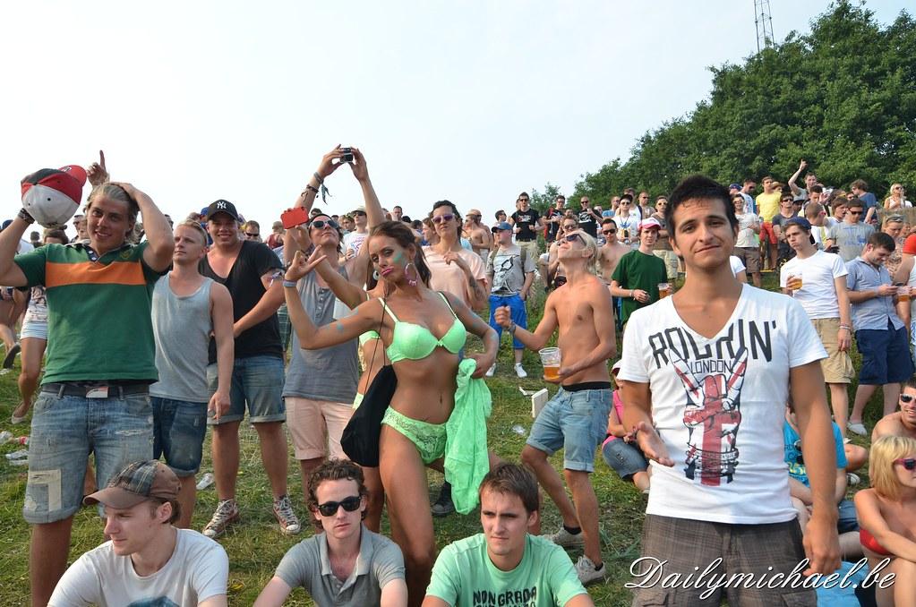 Tomorrowland 2012 (Belgium)