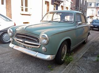 Peugeot 403   by Spottedlaurel