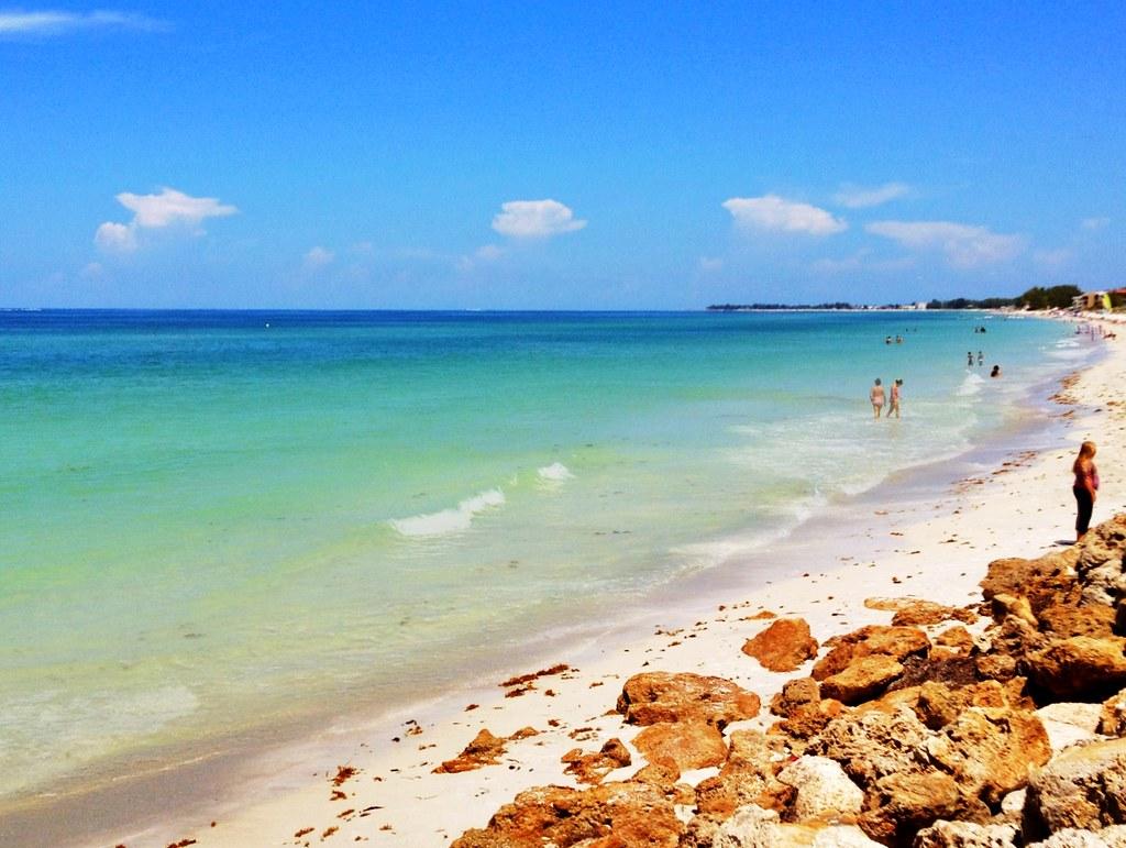 Snorkeling at Bradenton Beach, Santa Maria Island, Florida… | Flickr