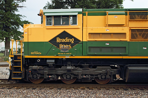 railroad train ns kentucky ky louisville norfolksouthern emd cabview sd70ace heritagelocomotive readinglinesheritagelocomotive no10676
