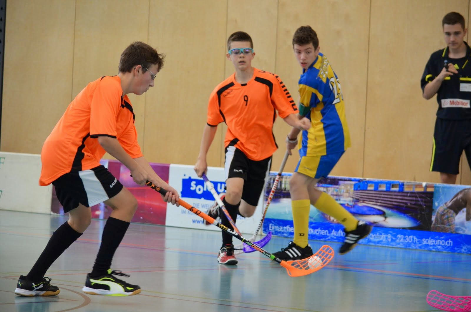 C-Junioren (3. Meisterschaftsrunde 2014/2015)