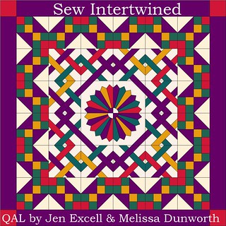 Sew Intertwined Quilt | by Sew BitterSweet Designs
