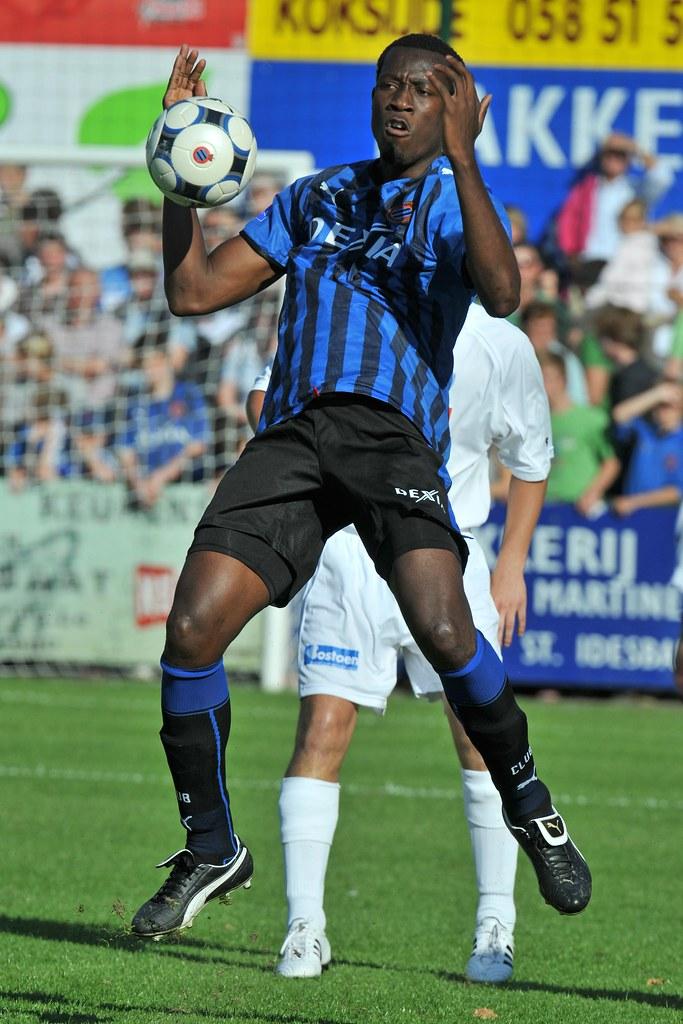 Ibrahim Salou | Club Brugge | Flickr