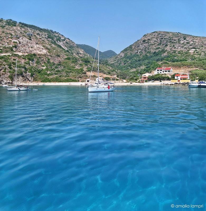 Othonoi a small paradise