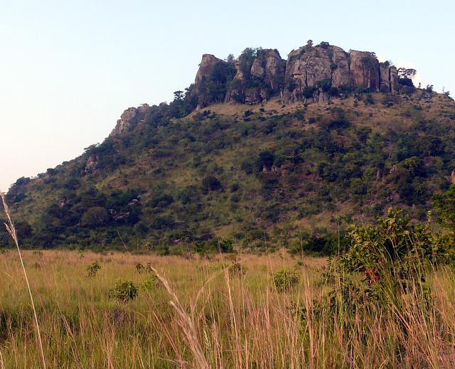 Mount Krobo Ghana