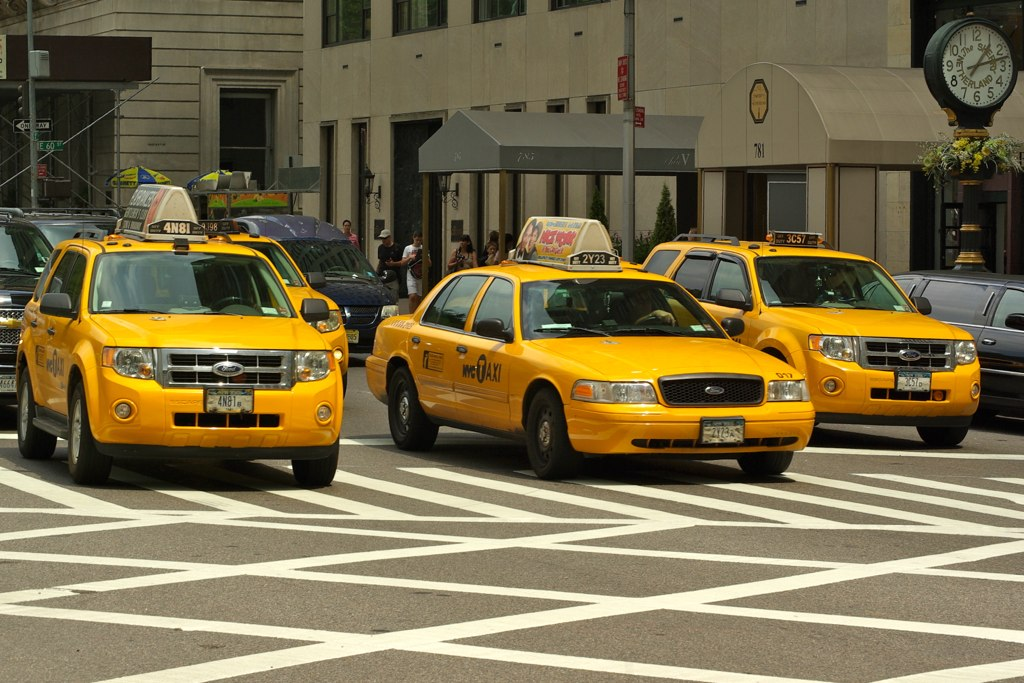New York City - Yellow Cab
