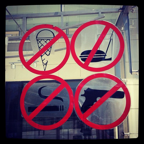 No guns in the museum | by Thirteensteps13