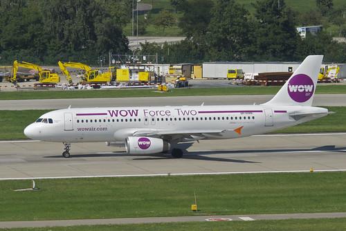 Wow Air Airbus A320-231; LY-COS@ZRH;11.08.2012/673bv