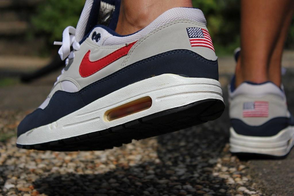 Nike Air Max 1 Original Mesh 'USA' 2003 | ymor80 | Flickr