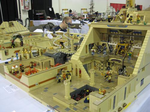 Pharaohs Labyrinth Layout 4