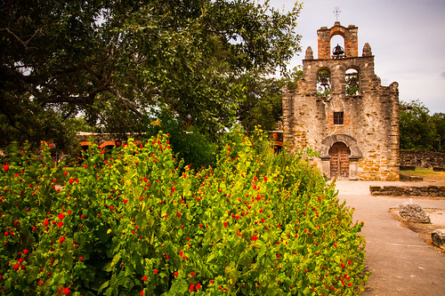 Mission San Francisco de la Espada | by StuSeeger