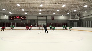 Brad Perry Coaching at junior showcase 13 | by Brad Perry