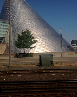 Passing the Museum of Glass | by Miss Shari