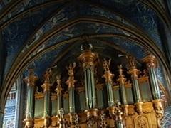 Les orgues de Ste Cécile d'Albi 5 août 2012
