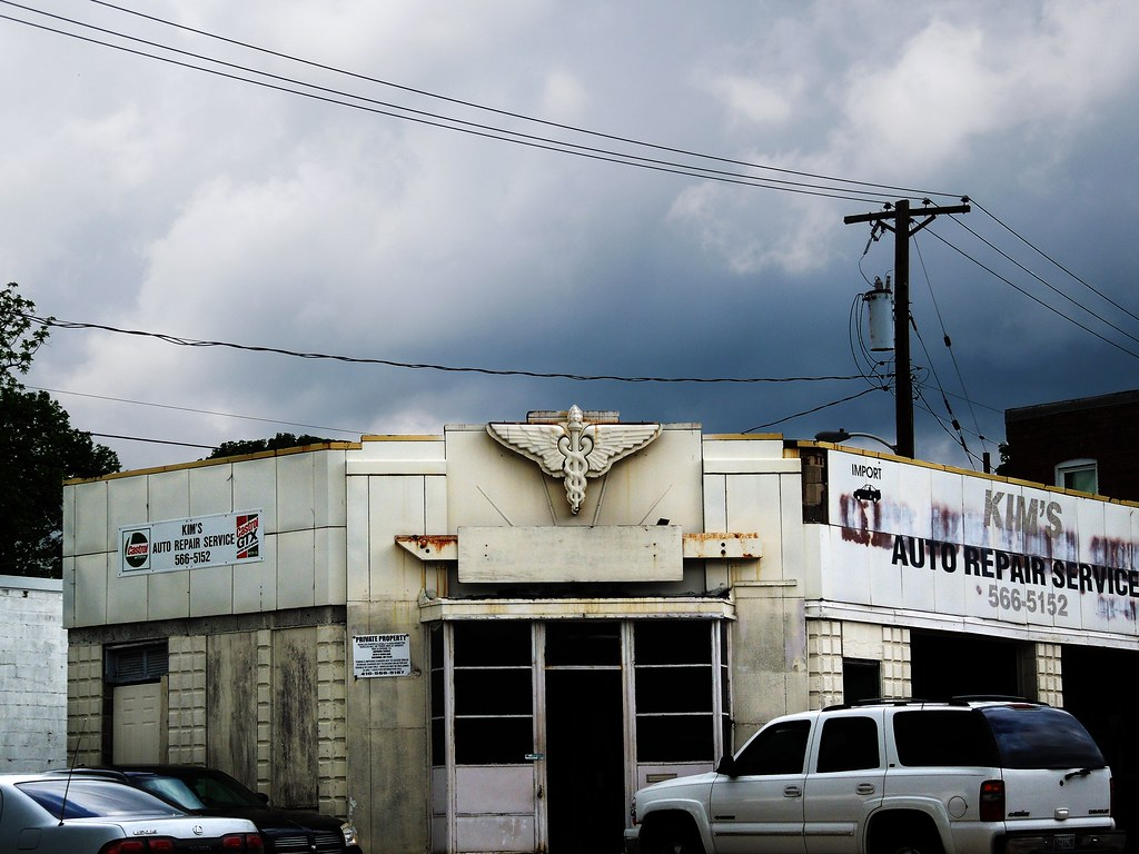 Sunoco Gas Station Near Me >> Former Sunoco Gas Station 210 South Hilton Street Balti Flickr