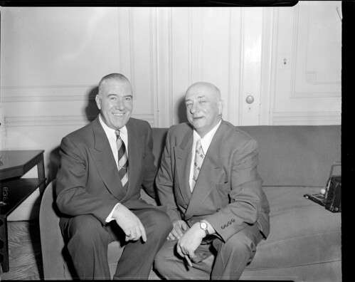 Police inspector Tobin and Goodman | by Boston Public Library