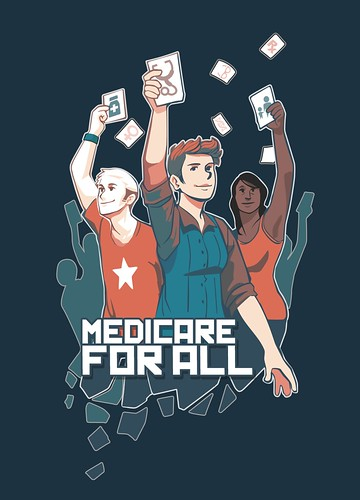 Medicare for All | by juhansonin