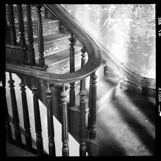 Staircase Curve   by ilovememphis