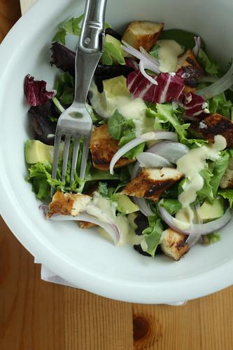 chicken avocado salad1-fl | by Heidi Leon Monges