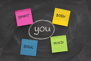 body, mind, soul, spirit and you | by P@trocle