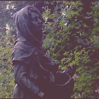 gypsy statue #latergram | by sarahwulfeck
