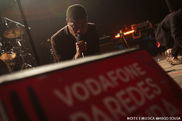 Algiers - Vodafone Paredes de Coura '16
