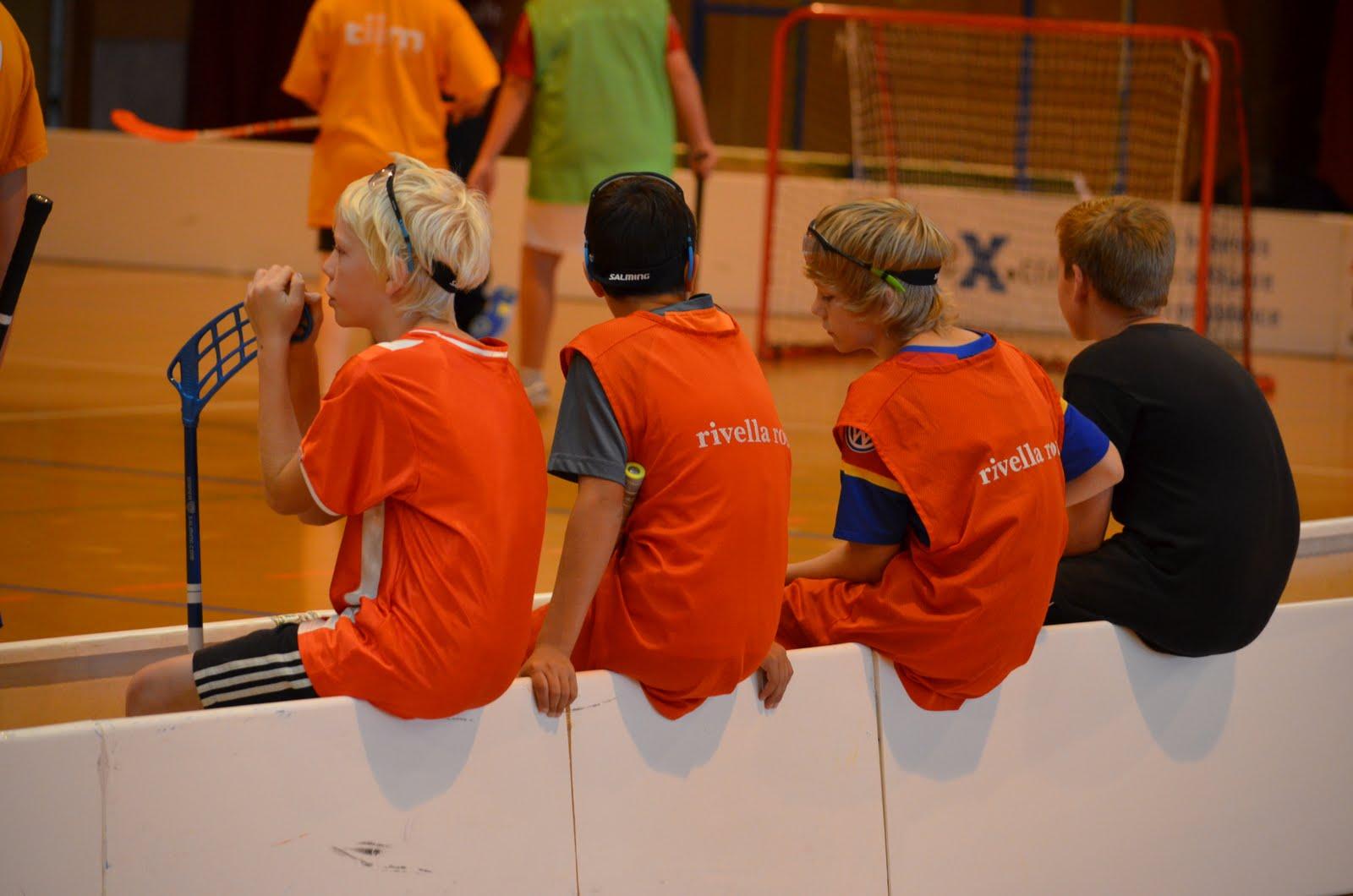 Junioren Trainingsweekend 2012