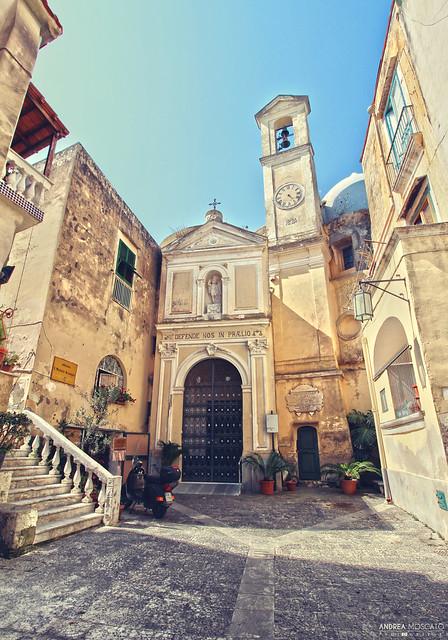 Abbazia di San Michele Arcangelo - Isola di Procida (Italy)