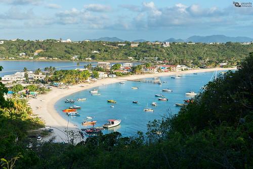 anguilla caribbean caribe sandygroundbeach beach playa vacaciones vacations tranquility calm bay pristine landscape cityscape seascape boats travel picoftheday