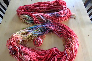 Kool-Aid + Yarn