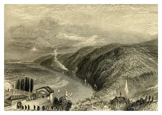 008-Caudebec-Wanderings by the Seine (1834)- Joseph Mallord William Turner | by ayacata7