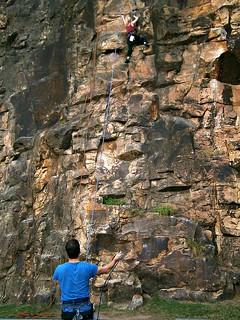 Rock Climbing | by Neil Ennis