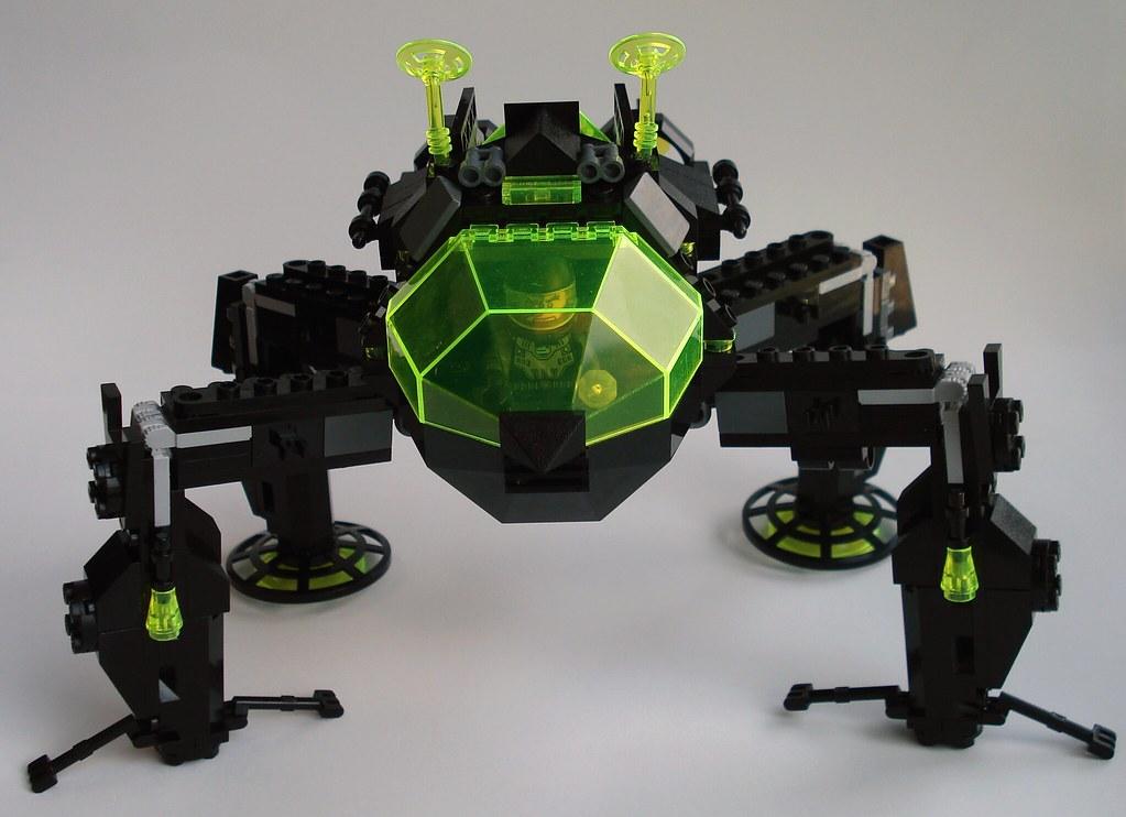 Neo Blacktron MOC